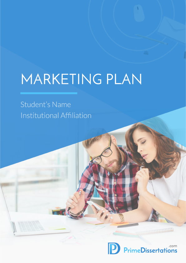 write my marketing plan