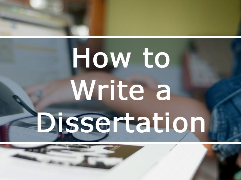 dissertation writing tips