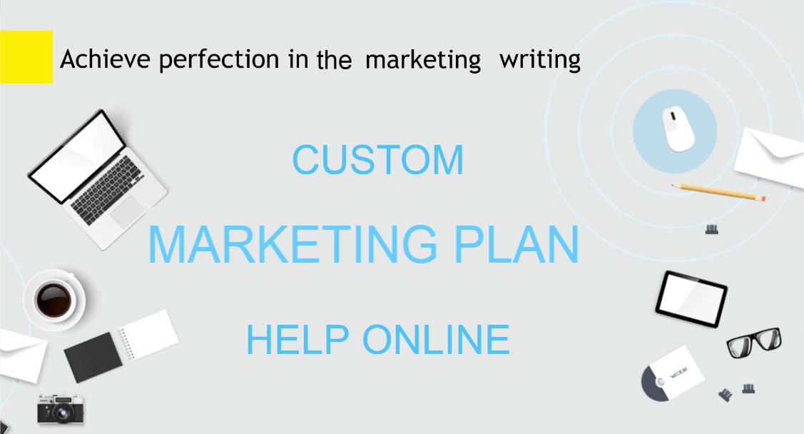 marketing plan writing services