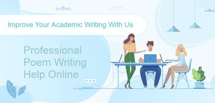 help writing a poem